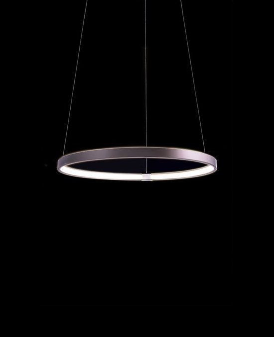 bol.com | Zoomoi Elaro 400 hanglampen led | eetkamer | rond | 15W ...
