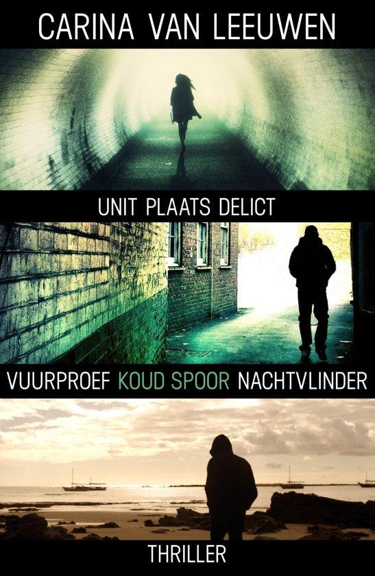 Unit plaats delict - Vuurproef ; Koud spoor ; Nachtvlinder