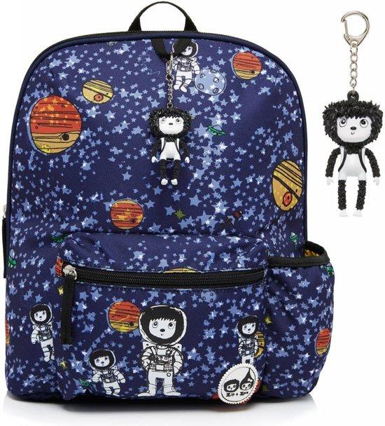 Babymel rugzak Zip & Zoe Dino Spaceboy