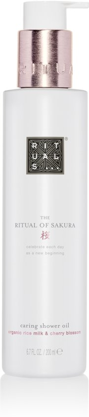 RITUALS The Ritual of Sakura Doucheolie/schuim - 200ml
