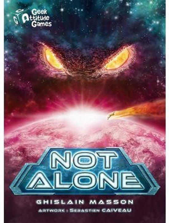 Not Alone Kaartspel (Engelse versie)