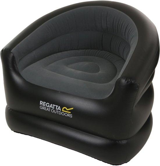 Regatta Viento Infl Chair Campingstoel - Zwart