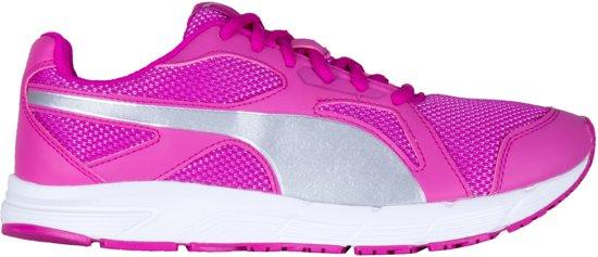 40669aa9494 bol.com | Puma Sneakers - Maat 36 - Unisex - roze/zilver