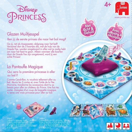 Disney Princess Cinderella Glazen Muiltjesspel