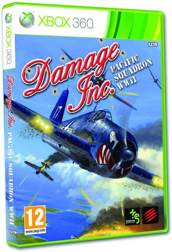 Damage Inc. Pacific Squadron WW II