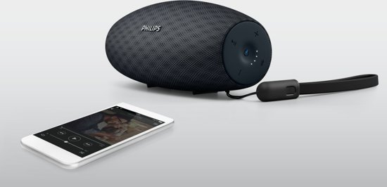 Philips EverPlay BT6900 Portable Bluetooth Speaker