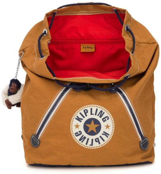 Tan Bl Fundamental Active Kipling Rugzak TcOFUWp