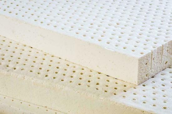 Topdek matras - latex topper - 7cm - 180x200cm