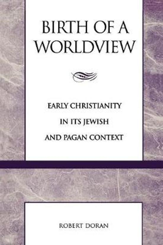 birth of a worldview a review Review of ravi zacharias's can man live without god.