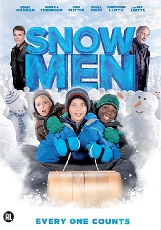 Cover van de film 'Snowmen'