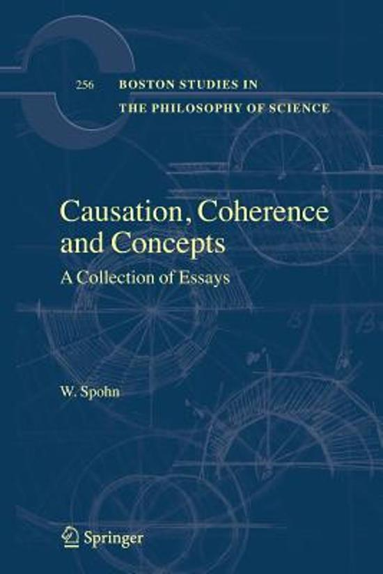 Causation, Coherence and Concepts