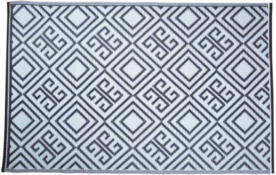 Tuintapijt - buitenkleed  Grafisch motief - 120x180m