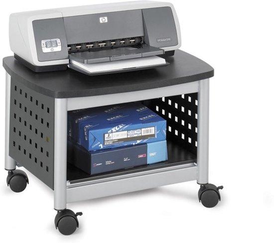 Bolcom Safco Scoot Mobiele Printer Trolley