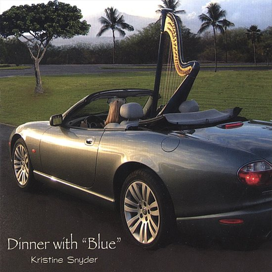 Dinner with Blue
