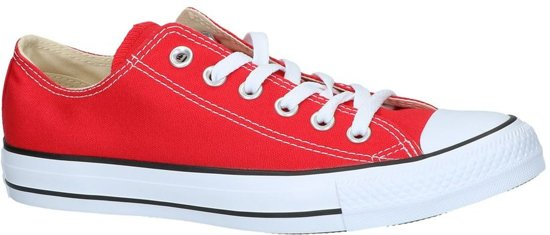 Converse Chuck Taylor All Star Ox - Sneakers - M9696C - Red