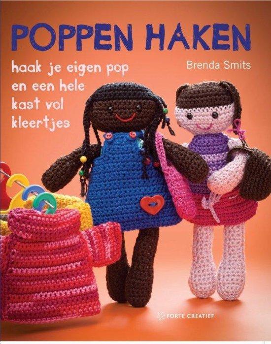 Bolcom Poppen Haken Brenda Smits 9789058775467 Boeken