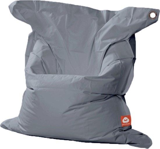LC Rechthoek zitzak St. Trope XL outdoor grijs - Wasbaar - Geschikt voor buiten