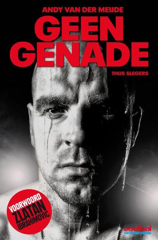 Boek cover Andy van der Meijde / Geen genade van Thijs Slegers (Paperback)