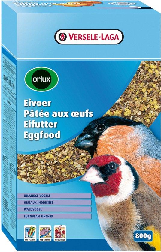 Orlux Eivoer Droog Inlandse Vogels Vogelvoer - 800 gr