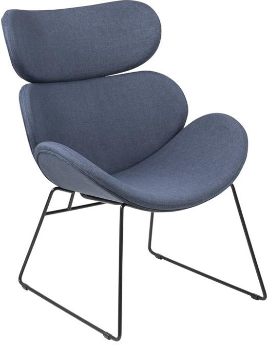 Vestbjerg - 1st in doos - Cazar resting chair,Sawana dblue