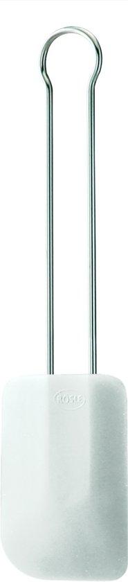 Rösle Deegschraper - Rvs /Siliconen - 32 cm