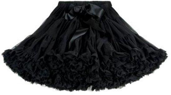 afe679ce86c bol.com | Angels Face Meisjes Rok Petticoat Jet Black Zwart (Smal 3 ...