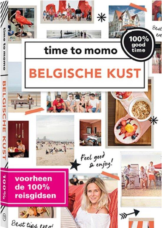 Time to momo Belgische kust