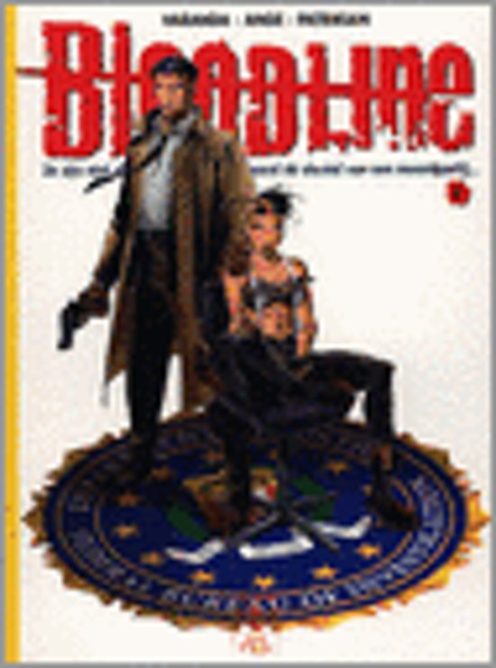 Bloodline deel 2  (spannend stripboek)