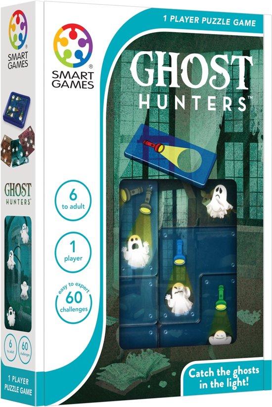 Afbeelding van het spel Smart Games Ghost Hunters (60 opdrachten)