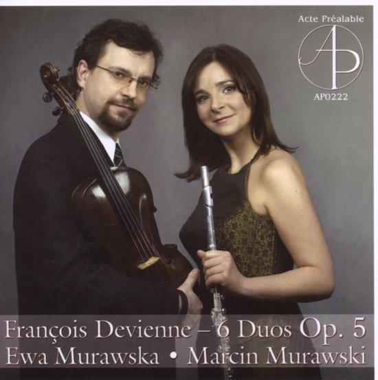 Six Duo Concertants Pour Flute Et Alto Op.5