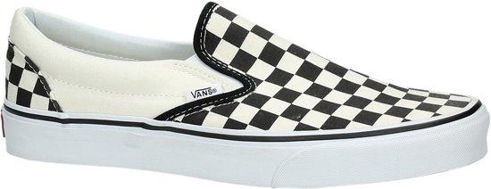 50d5ca5247b bol.com | Vans Classic slip-on - Sneakers - Heren - Maat 48 - Wit