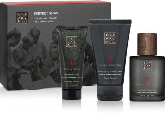 RITUALS The Ritual of Samurai Perfect Shave Scheer geschenkset - 30ml