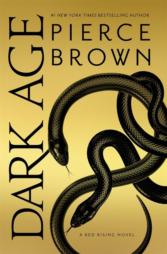 Boek cover Dark age van Pierce Brown (Paperback)