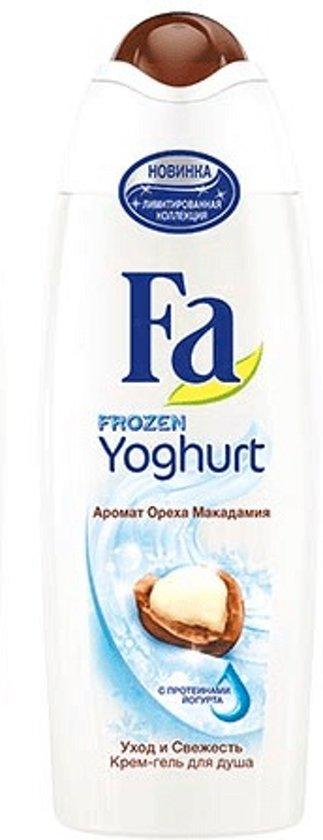 Fa Douchegel - Frozen Yoghurt Macadamia Scent 250 ml