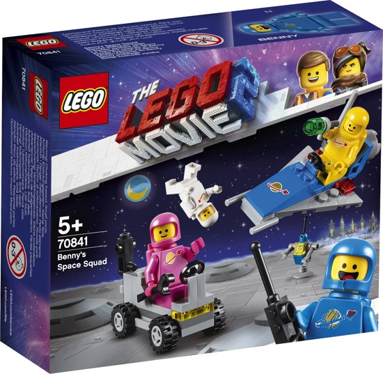 LEGO The Movie 2 Benny's Ruimteteam - 70841