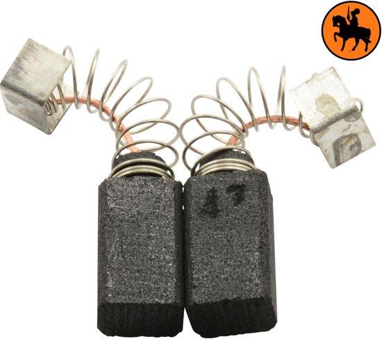 Koolborstelset voor Kress Hamer HM 10 E  1/2 - 6x8x14mm