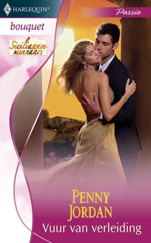 Cover van het boek 'Harlequin Bouquet 3199 - Vuur Van Verleiding' van Penny Jordan