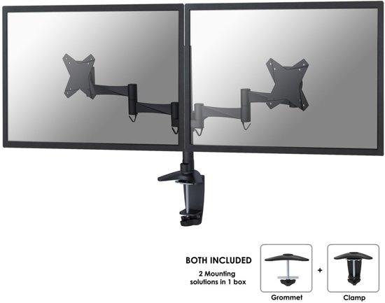 NewStar Monitorbeugel FPMA-D1330D Zwart
