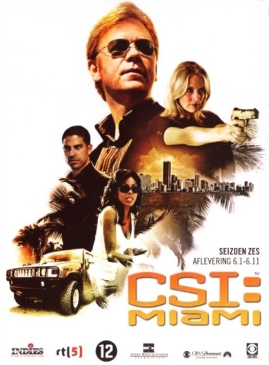 CSI: Miami - Seizoen 6 (Deel 1)