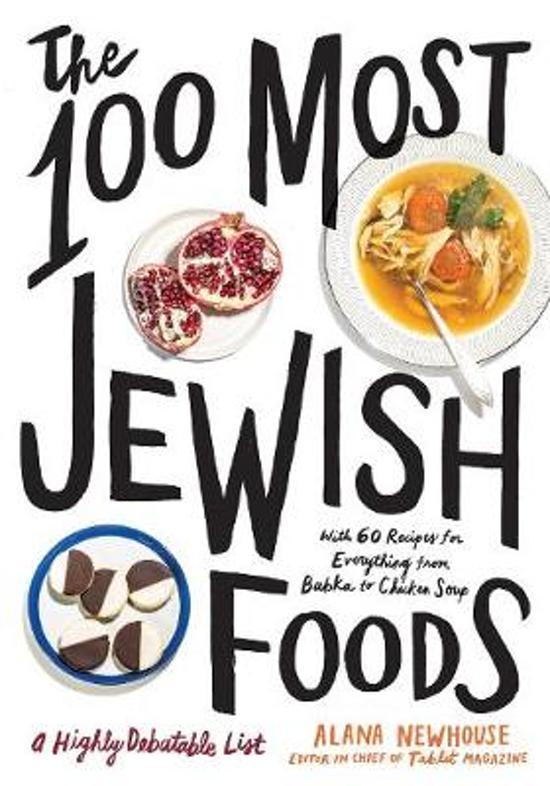 The 100 Most Jewish Foods