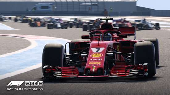F1 2018 - PS4 (Playstation 4)