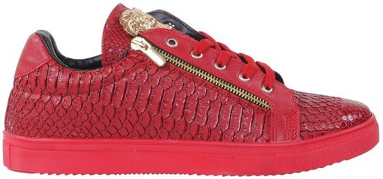 Sneaker Rood Tamboga Kirmizi Lage Heren EYwSq6SR