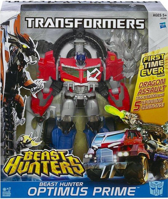 Transformers Beast Hunters Optimus Prime kopen