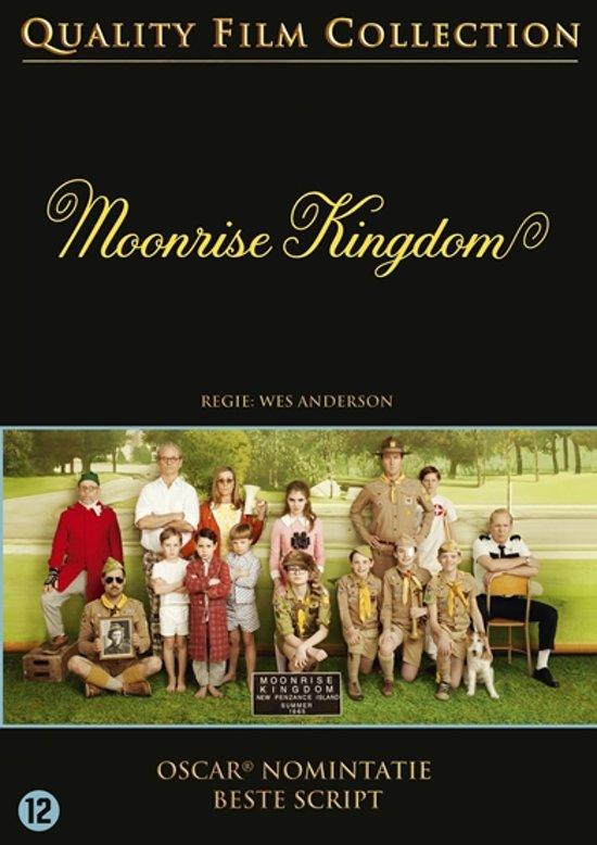 Speelfilm - Moonrise Kingdom
