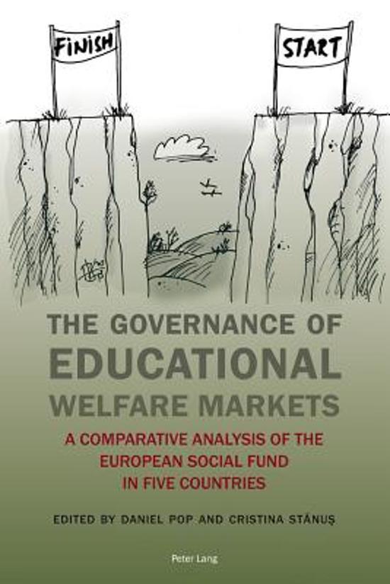 The Governance of Educational Welfare Markets