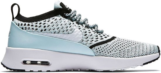Dames Nike Thea Blauw Sneakers Max fk Air qq0vS