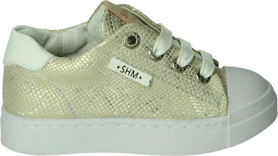 7081b19c0a1 bol.com | Shoesme Meisjes Sneakers Sh9s029 - Goud - Maat 27