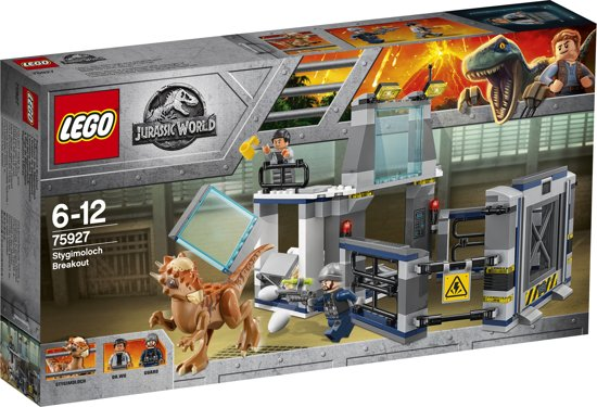 Jurassic World speelgoed nu extra scherp geprijsd