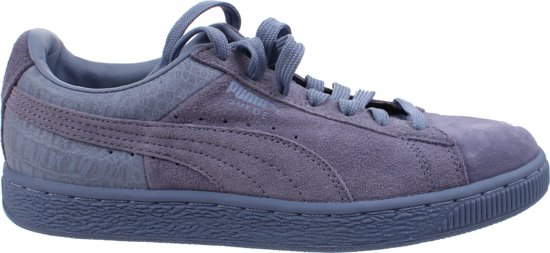 569821a1927 bol.com   Puma Sneakers Suede Classic Casual Paars Unisex Mt 37.5