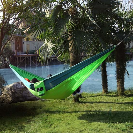 Plant&More - Hangmat - Groen